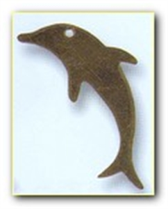 Picture of CB4 Small Dolphin, pierced