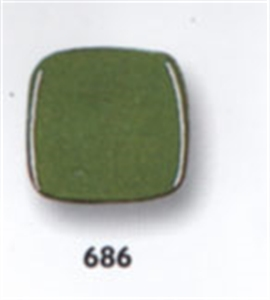 Picture of 686 Grass Green Opaque