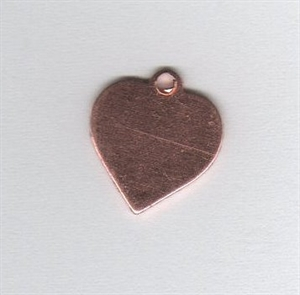 Picture of CB990 small heart, lugged