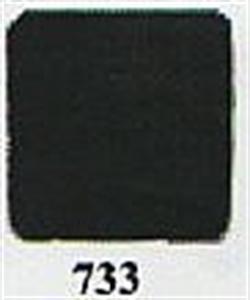 Picture of 733 Black Opaque enamel