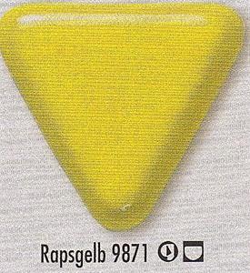 Picture of Botz 9871 Bright Yellow Stoneware Glaze