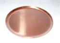 Picture of CB124 Copper Coaster, 79 mm