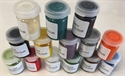 Picture of Painting enamels Red