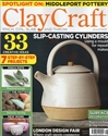 Picture of Clay Craft Issue 8.  Free postage offer