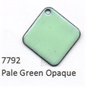 Picture of 7792 Pale Green Opaque