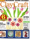 Picture of Clay Craft magazine, issue 12 LAST ONE LEFT!