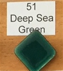 Picture of Soyer 51 Deep Sea Green transparent
