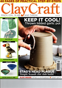 Picture of Clay Craft magazine, issue 33