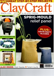 Picture of Clay Craft magazine, issue 32
