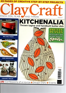 Picture of Clay Craft magazine, issue 27