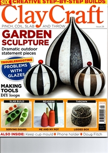Picture of Clay Craft magazine, issue 29