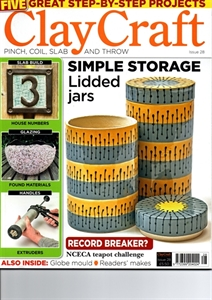 Picture of Clay Craft magazine, issue 28
