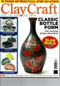 Picture of Clay Craft magazine, issue 34