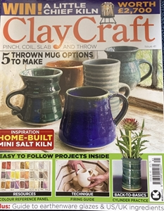 Picture of Clay Craft magazine, issue 41